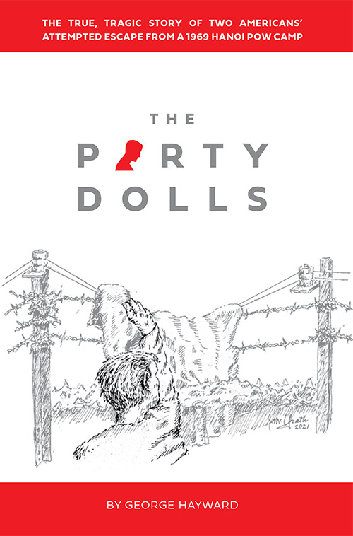 the party dolls book cover